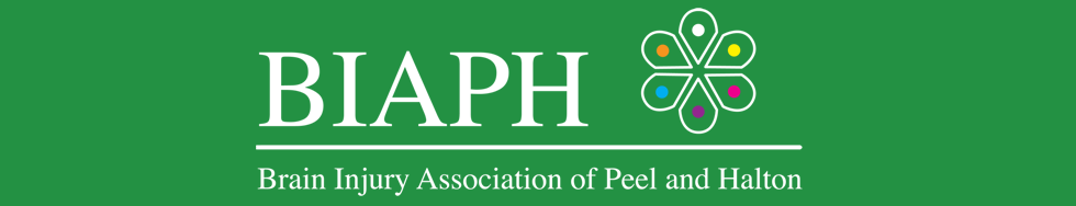 Brain Injury Association of Peel and Halton Logo