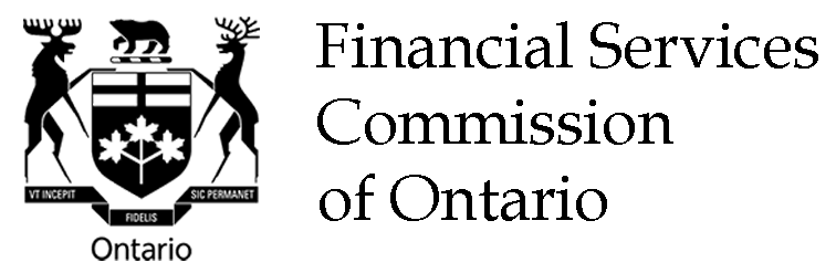 Financial Services Commission of Ontario